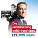 FPÖ campaign poster